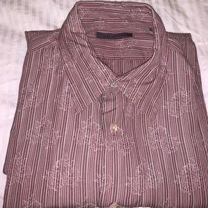 John Varvatos men's dress shirt size M